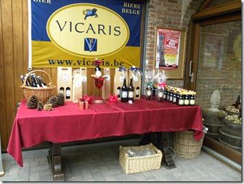 Vicaris