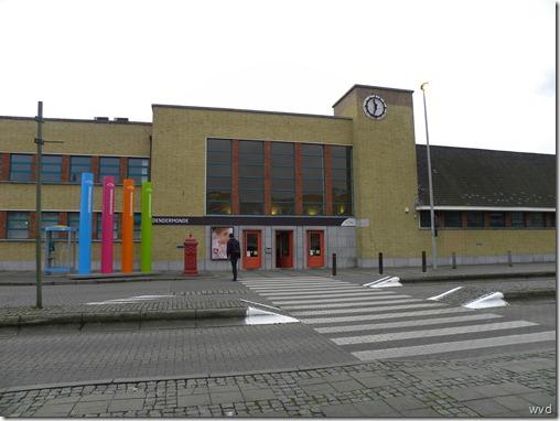 Spoorwegstation Dendermonde