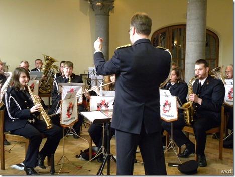 De Koninklijke Muziekkapel van de Brandweer van Dendermonde