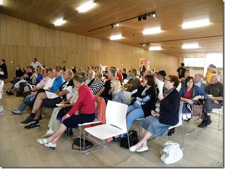 Aanwezigen gemeenteraad Asbeco - 24-08-2011