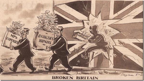 Londense straatrellen - Financial Times - 13-08-2011