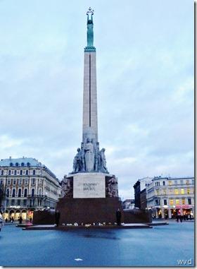 Vrijheidsmonument, Riga