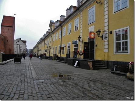 Zweedse barakken, Riga