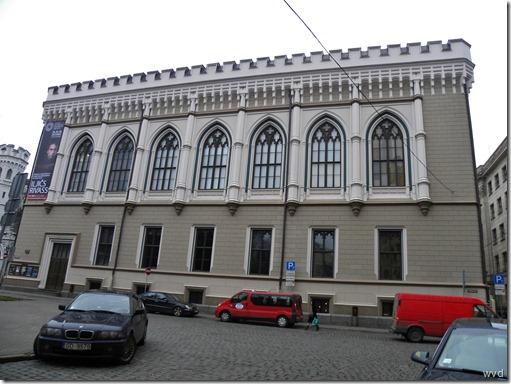 Huis van de Duitse Gilde der Handelaars