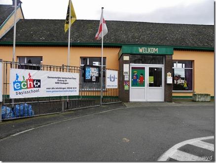 Echobasisschool, Oudegem