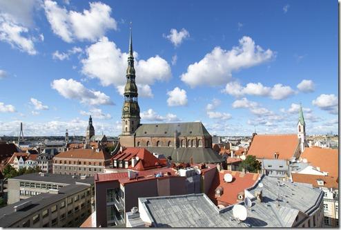 Riga, Panorama