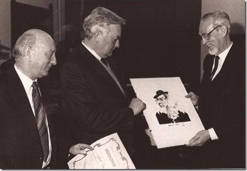 Achiel Vermeiren - Laureaat sociaal-cultureel werk persprijs 1985