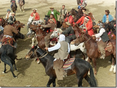 Afghanistan - Traditionele sport