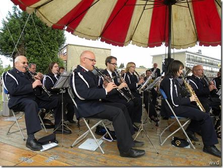 Koninklijke Muziekkapel van de Brandweer van Dendermonde - Buurtfeest De Dammen 2011