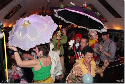 Mardi Gras in Honky Tonk, Dendermonde - 21-02-2012