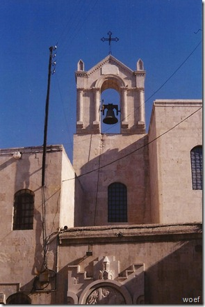 Syrië - Christelijke kerken - 1