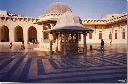Syrië - Moskee - 1