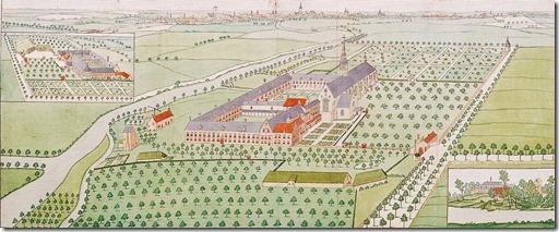 Abdij van Zwijveke - Dendermonde