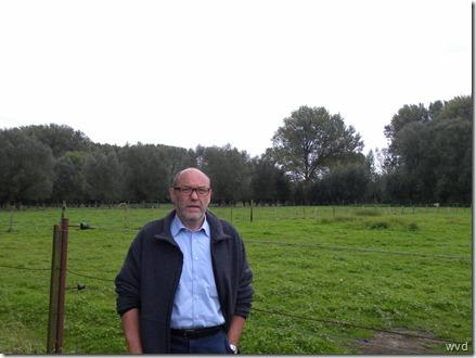 Wim Van Grieken, Natuurpunt in de Domentse bossen
