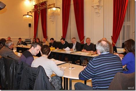 Lebbeekse gemeenteraad van 1 mazrt 2012