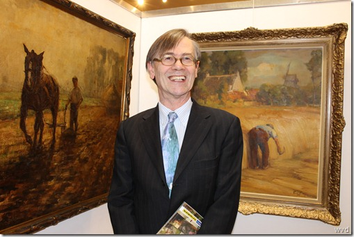 Retrospectieve tentoonstelling Pieter Gillis