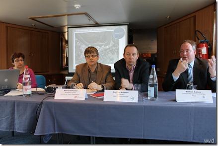 Nieuwe Briel, Baasrode - Dendermonde - Persconferentie