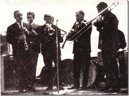 The Jeggpap New Orleans Jazzband 1964