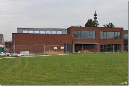 Nieuwbouw Vrije lagere- en Kleuterschool, Grembergen
