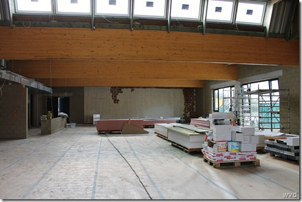 Polyvalente zaal, VLEK, Grembergen