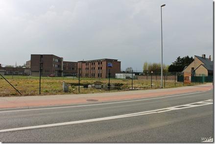 Dr. Haekstraat, site vroeger klooster Sint-Antonius, Grembergen