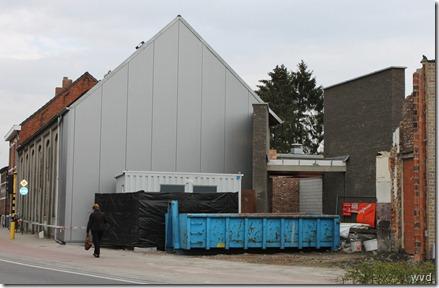Gildenhuis, Dr. Haekstraat, Grembergen