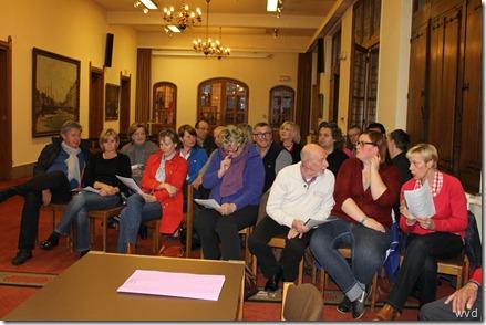 Zitting gemeenteraad - 11-04-2012 - Delegatie middenstand
