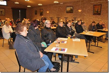 Hoorzitting - Buurt aan Zet - 't Keur - 25-04-2012