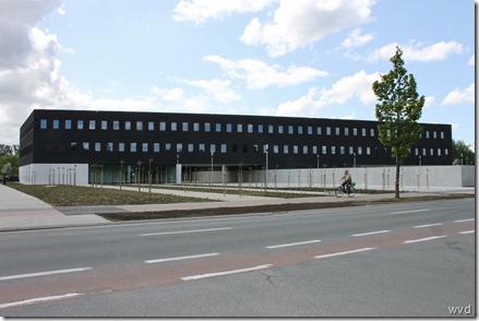 Federale politie - Kroonveldlaan, Dendermonde