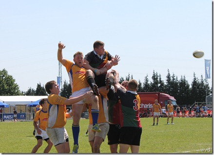 Flanders Open Rugby - DRC - 2012