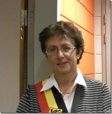 Lutgard Van der Borgt