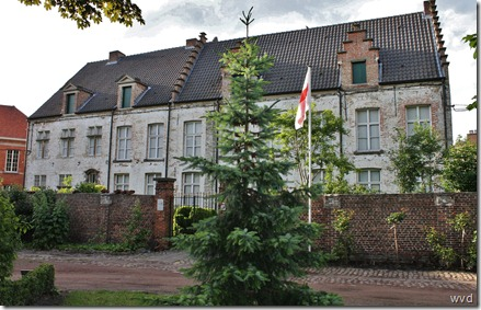 Sint-Alexiusbegijnhof - Museum voor Volkskunde