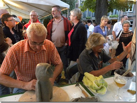 Kunstmarkt 2010 - Martin Claessens & Staf Vinck