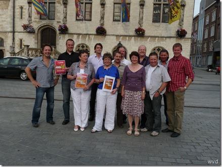 Groepsfoto 2009 Feestcomité Dendermonde Centrum