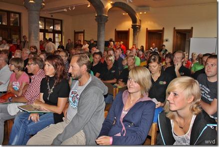 Bloemencorso 2012 - Persconferentie