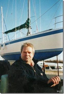 Marc De Schutter in Port Napoleon
