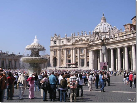 Rome - Sint-Pietersplein