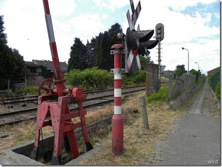 De Nieuwen Briel - Oude spoorlijn