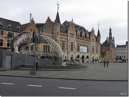 Kortrijk - Stadscentrum