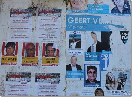Gemeenteraadsverkiezingen Dendermonde 2012
