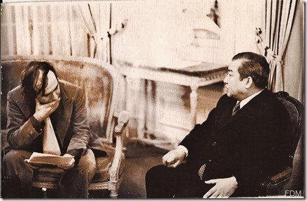 Norodom Sihanouk - Interview Parijs - December 1979