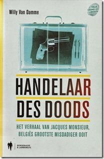 Jacques Monsieur - boek - Handelaar des doods