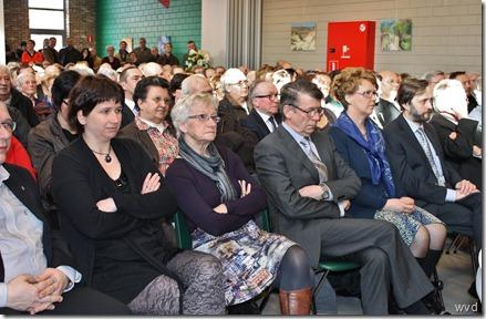 Feestelijke opening Gildenhuis 10 februari 2013