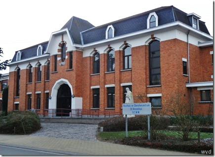 Woon- en zorgcentrum Sint-Vincentius in Baasrode