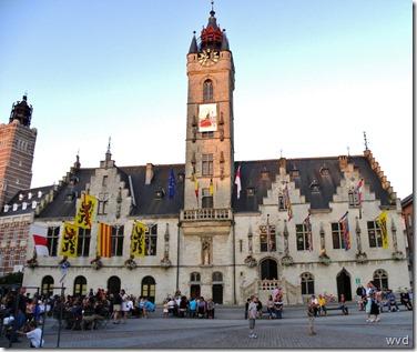 Grote Markt - Stadhuis met belfort