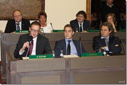 Fractie Open VLD in de Dendermondse gemeenteraad