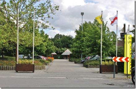 Het Kraaienest, de gemeentelijke basisschool in Grembergen.