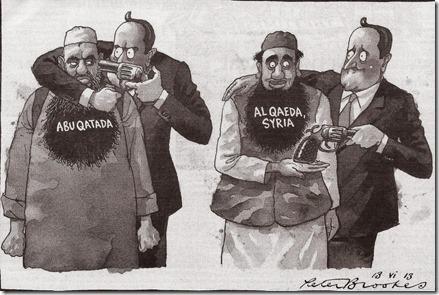The Times - David Cameron en wapens voor Syrië