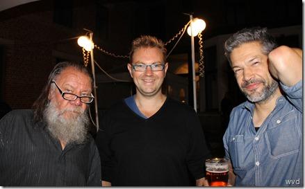Bart Van den Broucke met Roland Van Campenhout