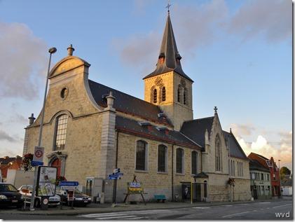 De Oudegemse Onze-Lievevrouw-Hemelvaartkerk